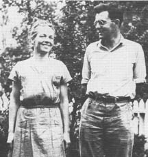 Helen and Murray Buell in 1940